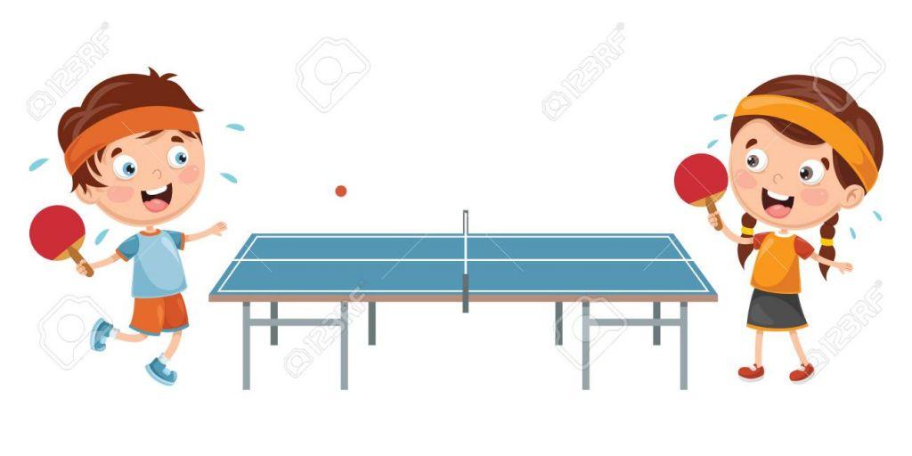 6 април - Световен ден на тениса на маса!  - голяма снимка