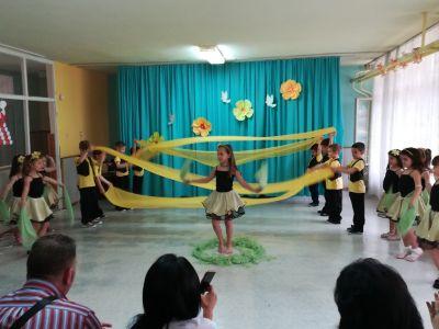 Школа по танци-2019г. - ДГ Райна Княгиня - Стамболийски
