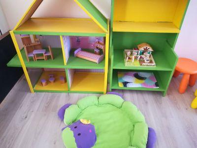 Материална база Кабинет за деца със СОП - ДГ Райна Княгиня - Стамболийски